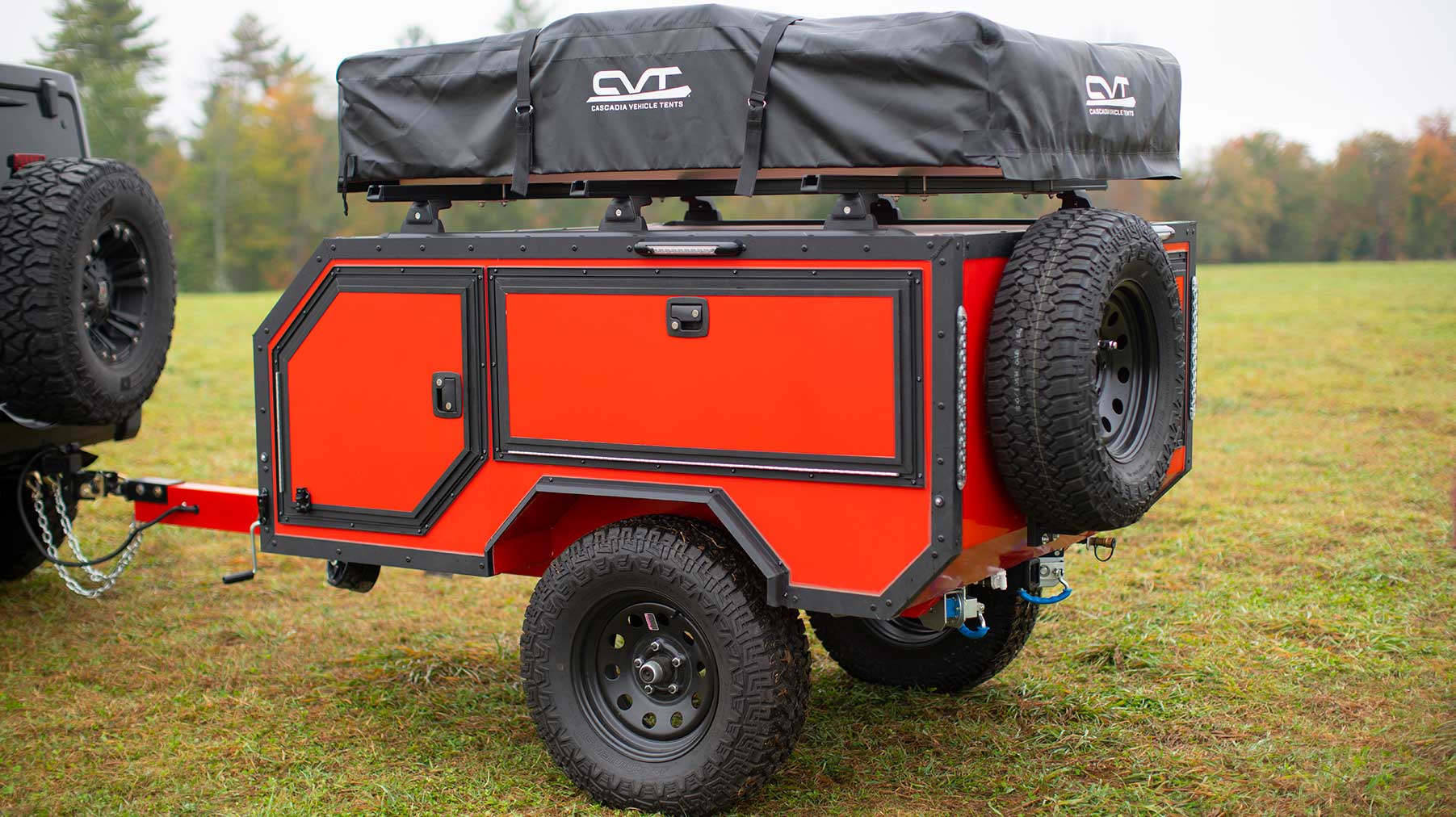 Overland Campers Built For The Backcountry Usa Made